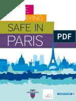 Guide Paris Securite 2013