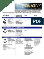 Tipos de Plásticos, Usos y Contaminantes StrangeDaysSmartPlasticsGuideSpanish