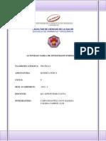 Química Física_investigacion Formativa_primera Unidad