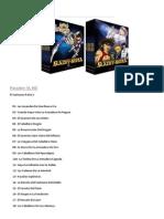 Los Caballeros Del Zodiaco Serie Completa1986-1989 Pocoden VL HD
