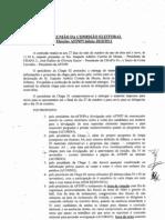 1a e 2a Reunião da Comissão Eleitoral AFINPI