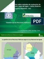 14 Uruguay - Genta - RH en Uruguay