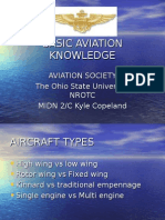 BASIC FLIGHT KNOWLEDGE