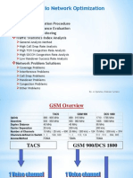 GSM OSS Optimization Lecture