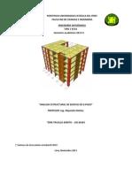 Analisis Sismico de Edificio de 6 Pisos-trujillo Benito Erik Pucp