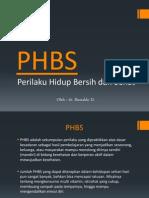 Phbs Pkm Kare