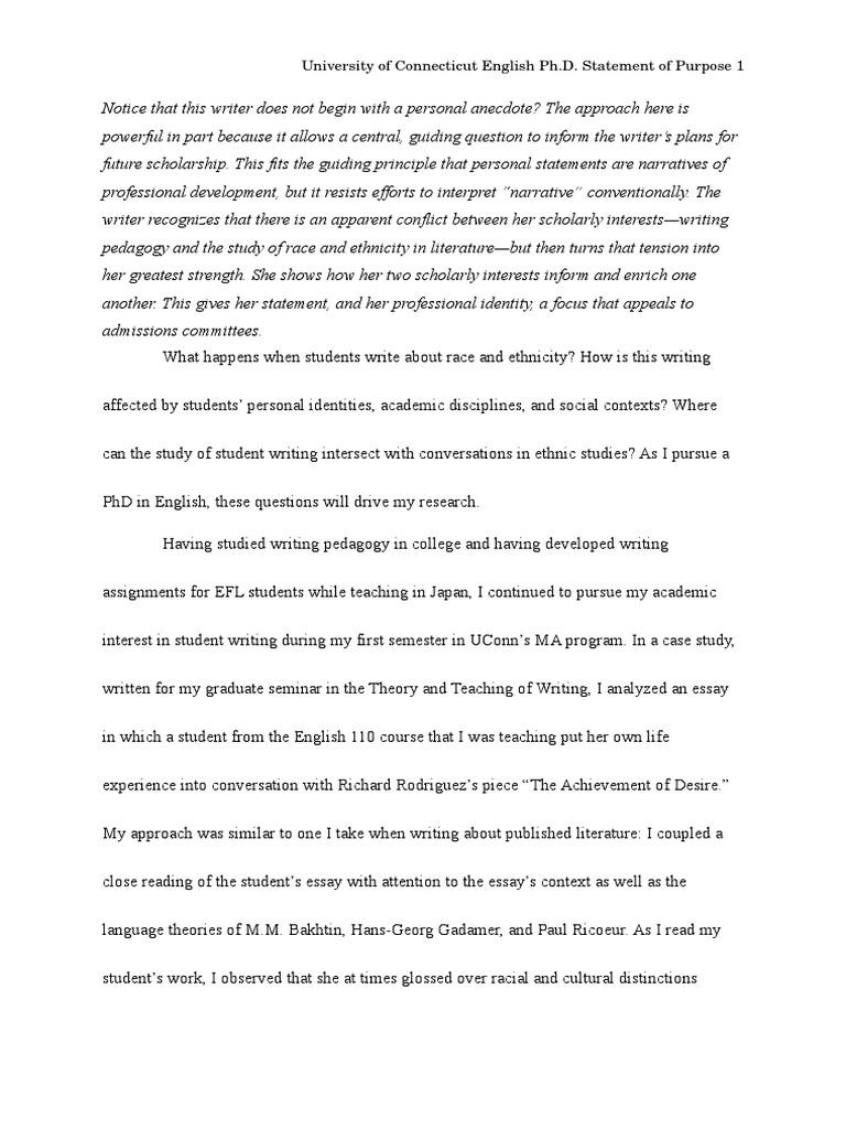 esl personal statement ghostwriter service for phd