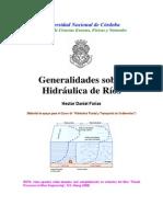 Farias Generalidades Hidr de Rios 1