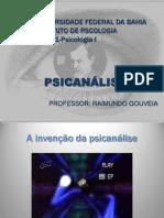 aula 3 Psicanálise