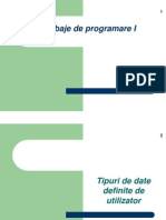 Limbaje de Programare I - Cap 7
