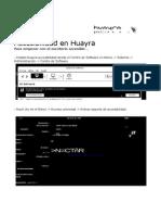 Accesibilidad en Huayra.doc