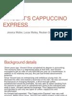 Vincent's Cappuccino Express