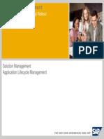SAP - SLO Global Template Management
