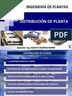 Ingeniería de Plantas 01 - Distribución