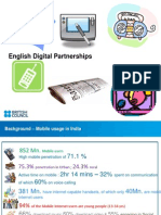 English Digital Partnerships, India for Externals