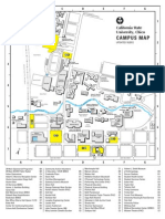 Chico State Campus Map