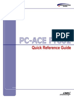 PCAce Quick Refepcarence Guide