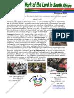 2009 November a Newsletter