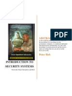 Introduction to Security Systems