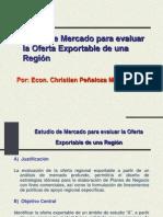 Estudio de Mdo y Oferta Expor Cp