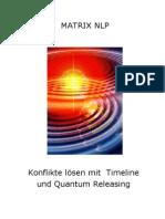 Matrix NLP  Problemlösung mit Quantum Releasing und Timelline NLP von Armin Burkard