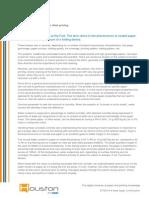 CAF in Heat-set Web Offset Printing