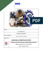 Service Batteries
