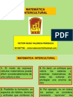Matematica Intercultural Puno