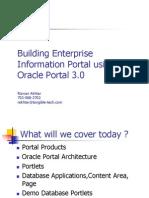 Oracle Portal