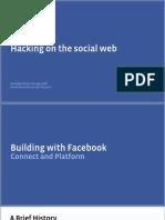 Building with Facebook - Social Dev Camp Chicago 2009