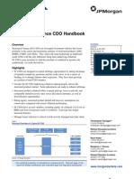 JP Morgan CDO Handbook