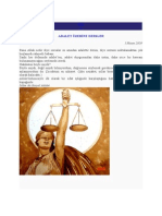 Adalet Üzeri̇ne Dersler (Dücane Cündioğlu)