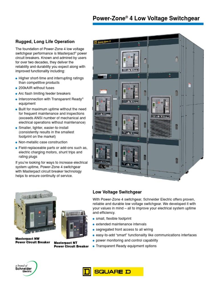 PZ4 Brochure   Fuse (Electrical)   Electrical Wiring