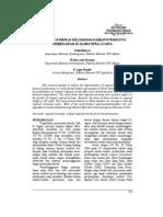 Analisis Kinerja Keuangan Kabupaten Pemekaran Di Sumatera
