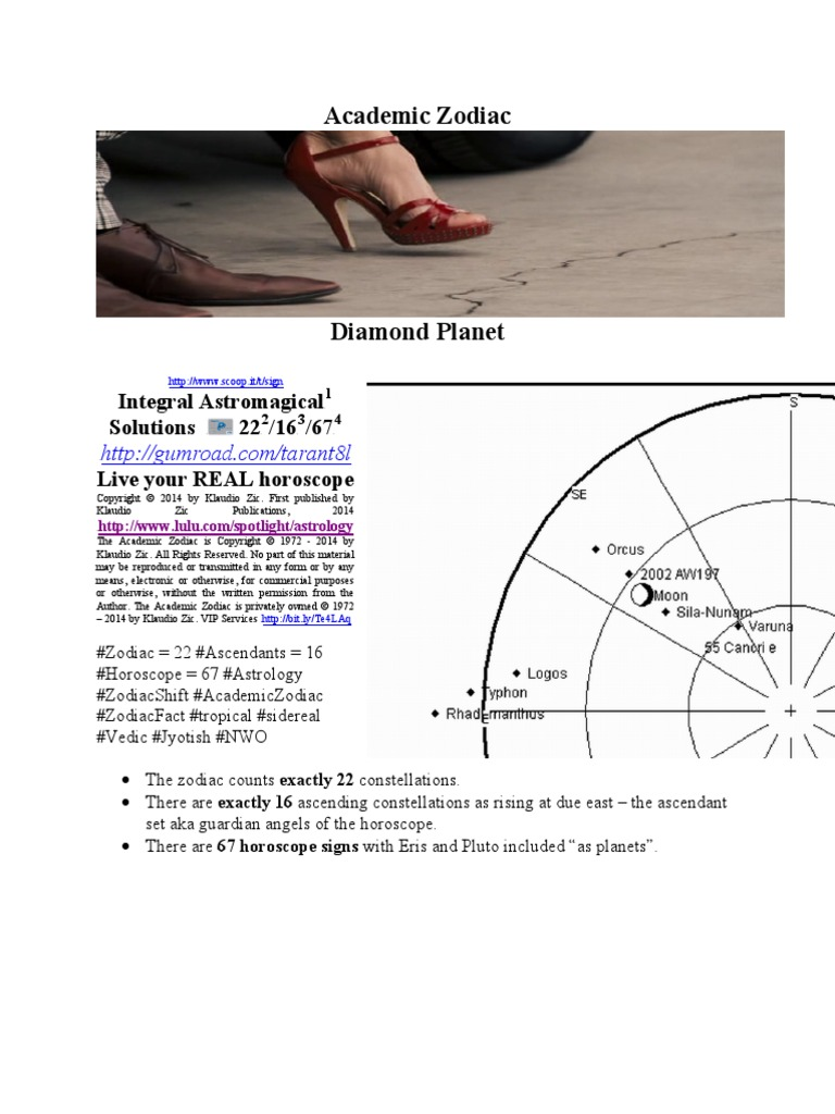 Diamond Planet in Academic Astrology | Horoscope | Zodiac