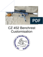 Cz 452 Varmint Custom is at i On