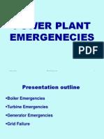 PP Emergencies