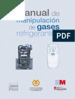Manual de Manipulacion de Gases Refrigerantes Fenercom 2013