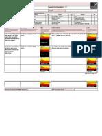loc risk assessment sheet 11