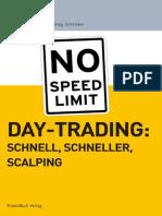 Daytrading - Schnell, Schneller - FinanzBuch Verlag