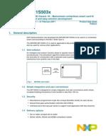 Mf1s503x Unlock Datasheet