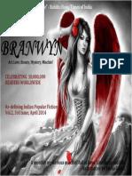 Branwyn April 2014