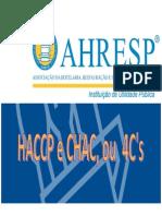 Haccp e Chac
