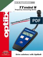 TI FL BA TTmini GB-Belt Tension Gauge