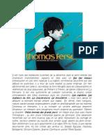 Les Rond de Carotte - Thomas Fersen - Tablatures