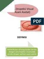 IVA (Inspeksi Visual Asam Asetat)