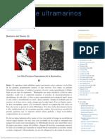 Manual de Ultramarinos_ Bestiario Del Rastro (II)