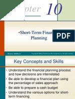 11 Chapter10shorttermfinancialplanning 130202084926 Phpapp02