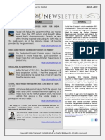 India Transport Portal Newsletter - March, 2014