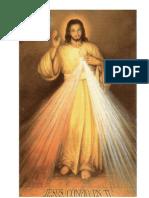 Novena de La Divina Misericordia (Folleto)